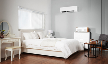 goedkope slaapkamer airco